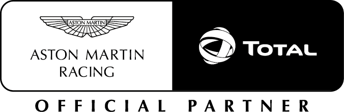 Aston Martin Racing Official partner with Total